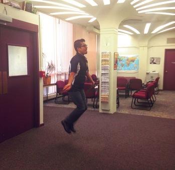 Luis Morning Jump