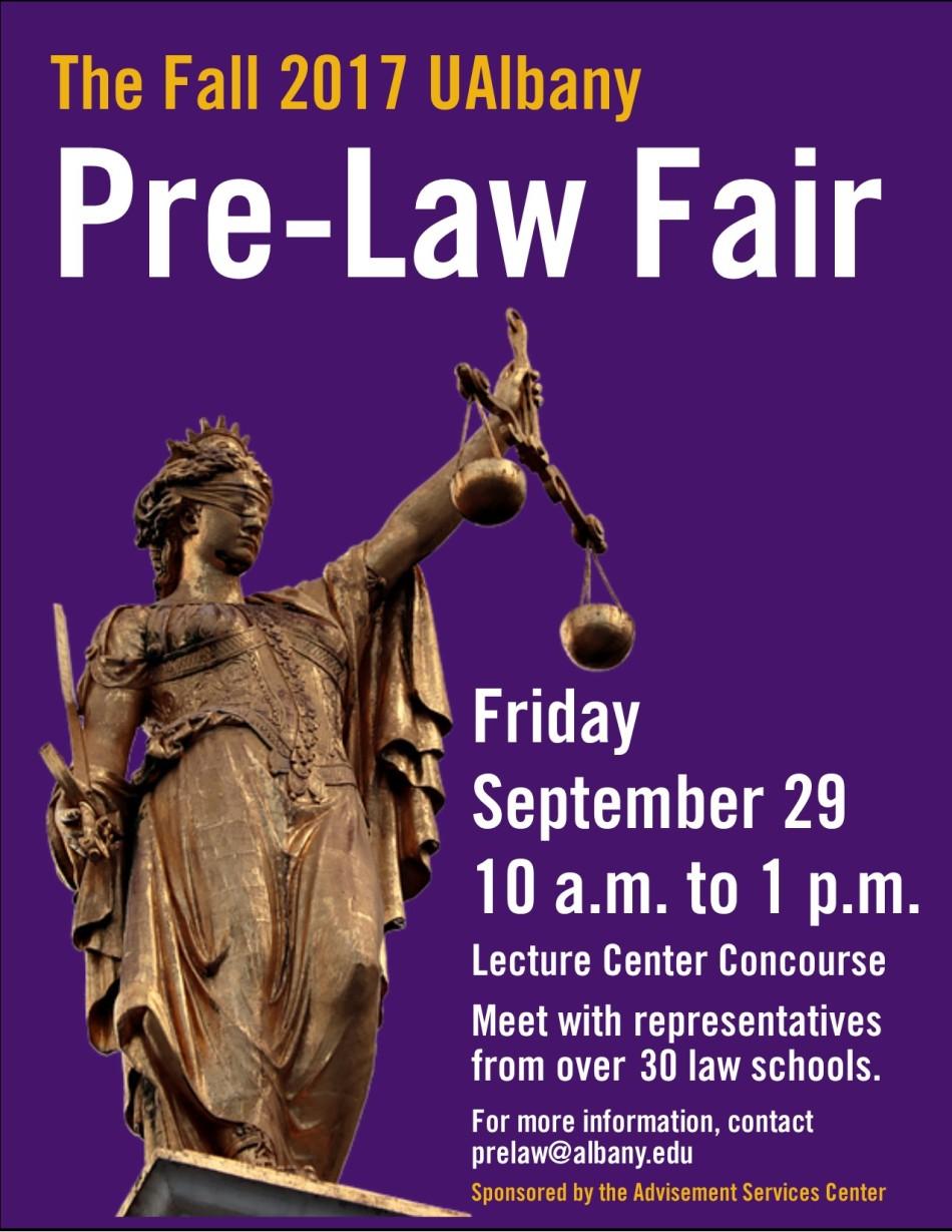 Pre-Law Fair