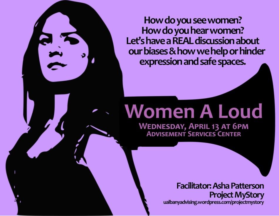 Woman A Loud