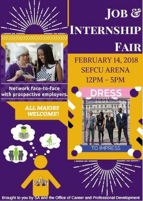 2018 Career Fair