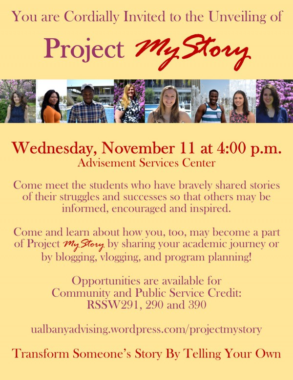 Unveiling of Project MyStory
