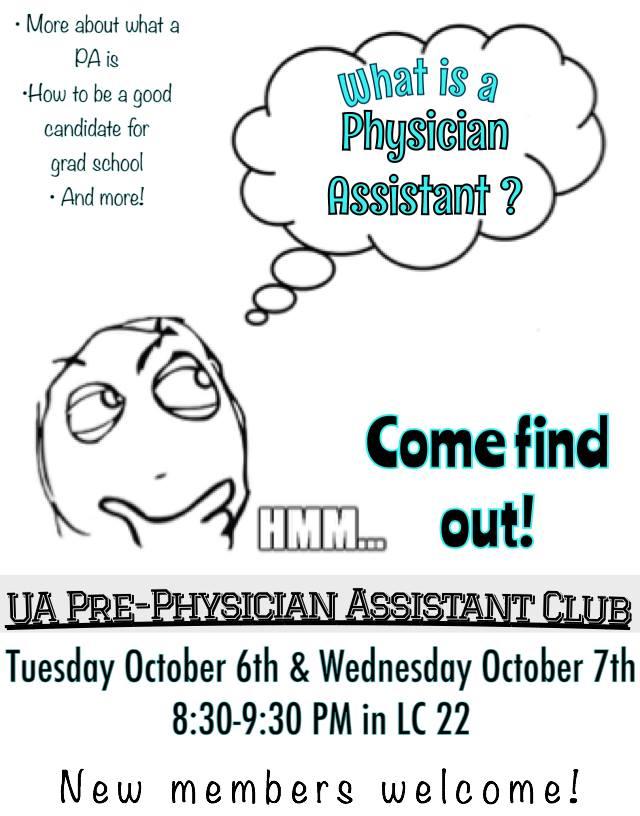 PA Club event