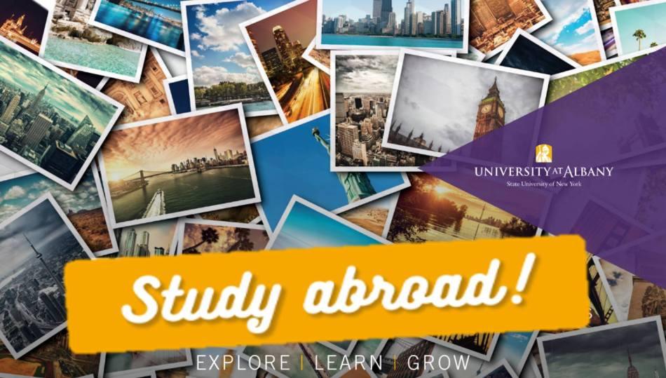 UAlbany Study Abroad Image