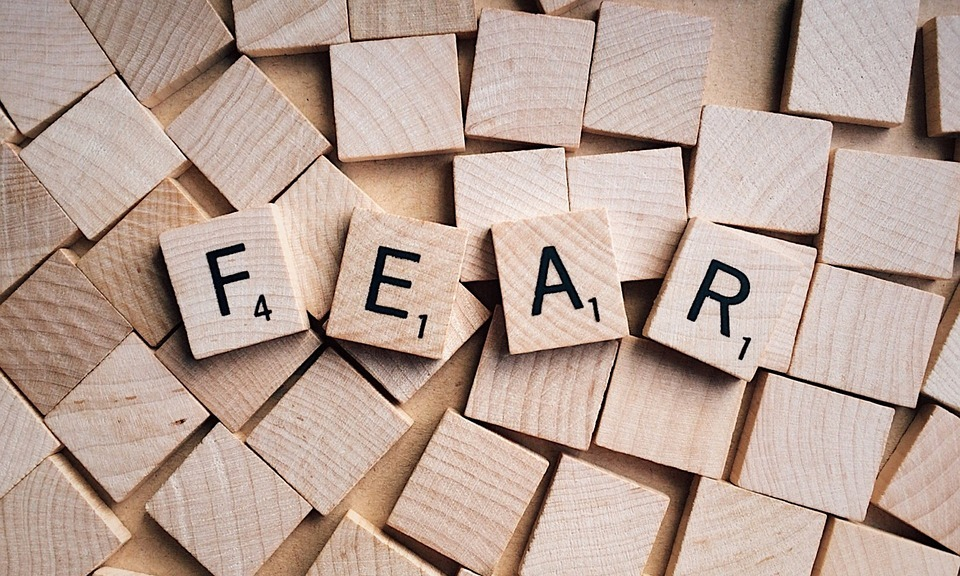 Fear Scrabble Image