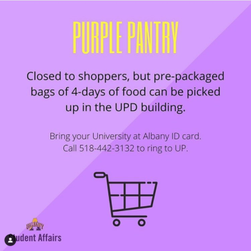 Purple Pantry
