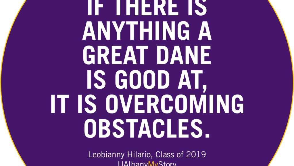 Quote by Leobianny Hilario Class of 2019